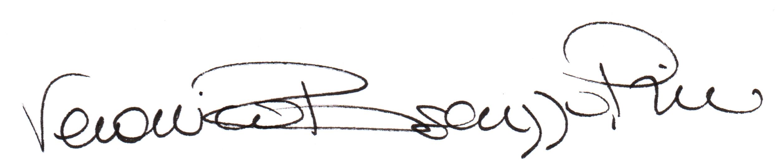 Veronica Rosazza Prin_Autografo