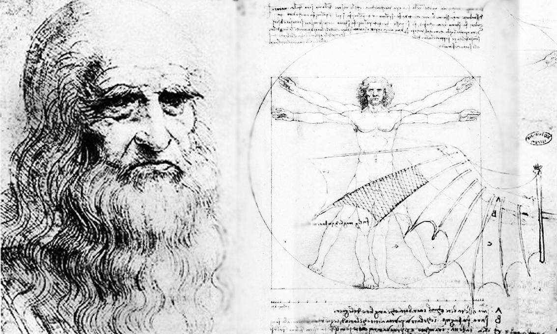 Potere ma non voler essere Leonardo da Vinci
