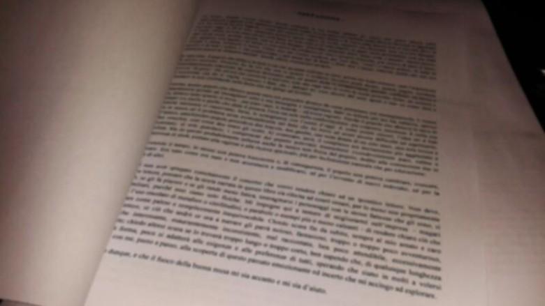 La scrittrice esordiente Veronica Rosazza Prin ha ultimato la stesura del suo primo romanzo