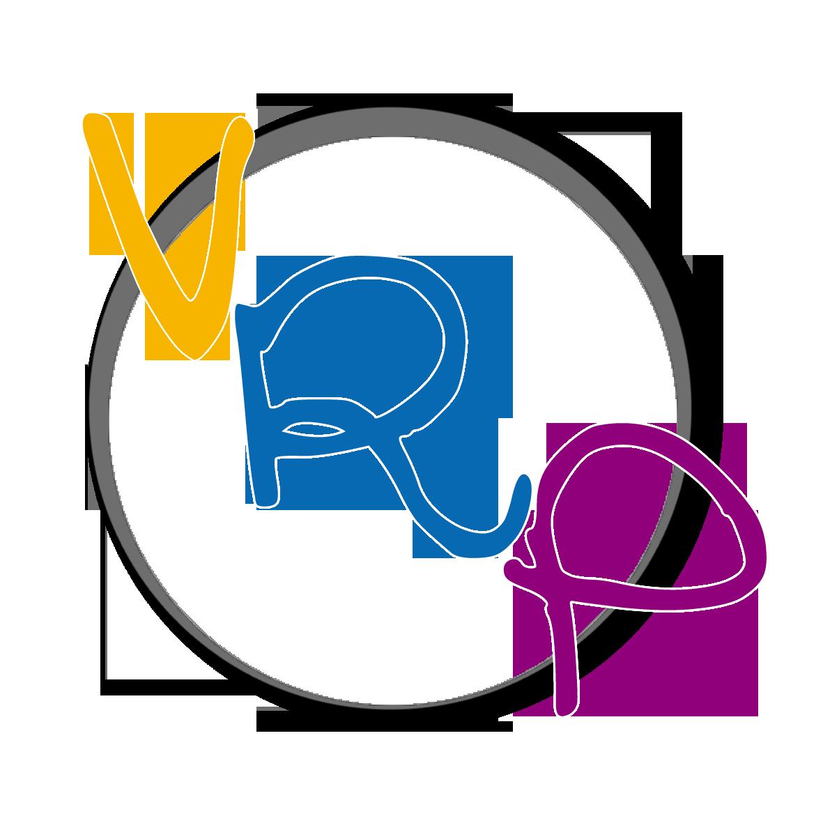 Il Logo VRP della scrittrice italiana, biellese Veronica Rosazza Prin