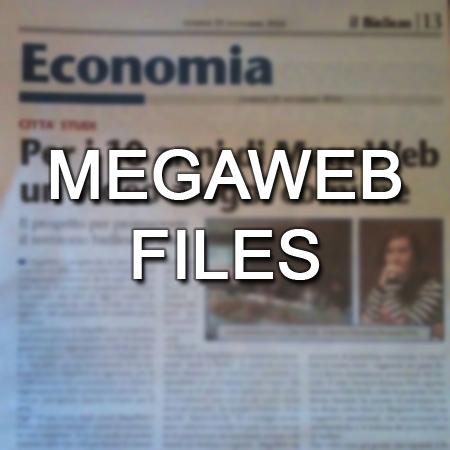 I MegaWeb Files riscuotono successo a Città Studi