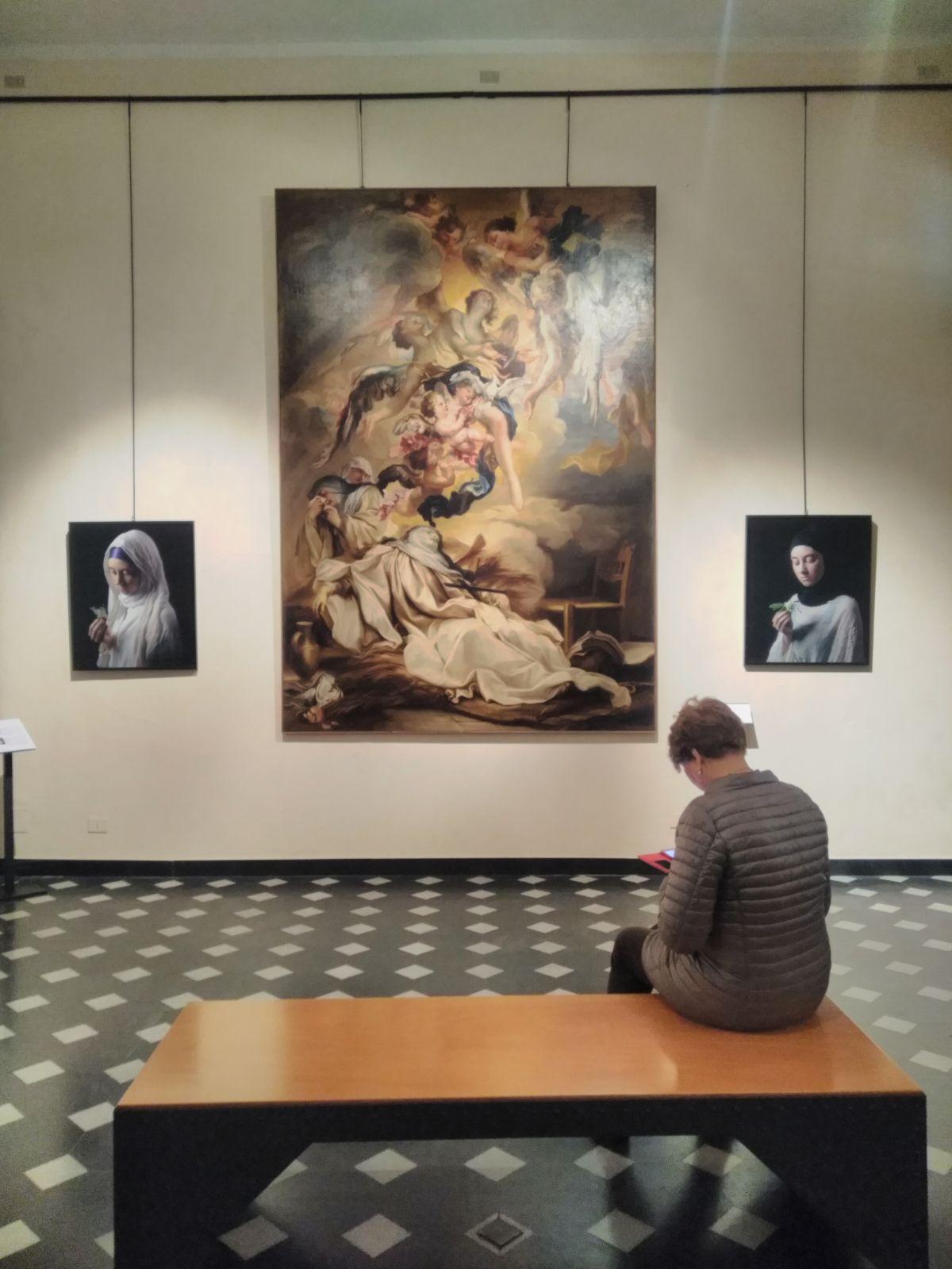 Veronica Rosazza Prin scrive della mostra Re-velation di Carla Iacono