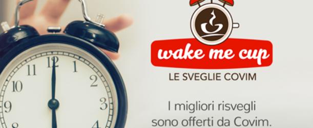 Wake Me Cup